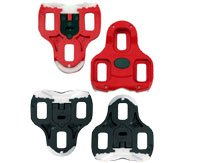 LOOK DELTA REPLACEMENT PEDAL CLEATS, Black (Fixed)