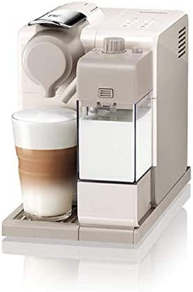Qinmo Iced Macchina for Il caffè, Automatico della Famiglia della Capsula Macchina del caffè della Capsula Automatica Macchina for caffè a Goccia a Prova di Sistema, Permanent Riutilizzabile Filtro