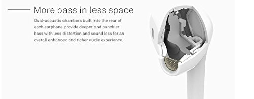 STORITE LeEco USB Type C Ear-In Headphones with Volume Control & Mic,Super Bass For Xiaomi 6,Moto Z/Z Force, Z Series,HTC,Google Pixel 1,2,XL,Nexus,Samsung Note 8,S8,S8 Plus,LG & Type C Interface by Storite (Image #5)