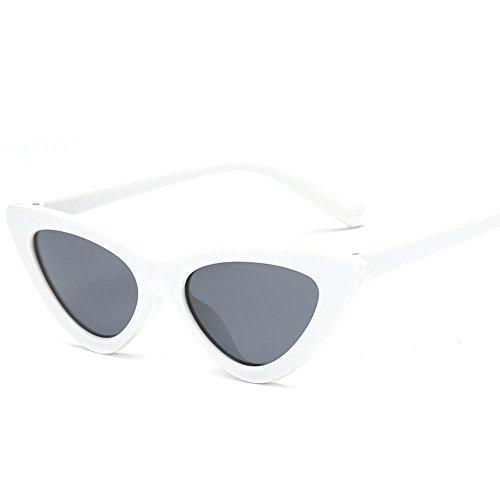 Aoligei Européen et américains transfrontalière hommes / femmes lunettes simples élégantes lunettes de soleil rétro tendance lunettes cent tours Sunglas Ses zemixwFp