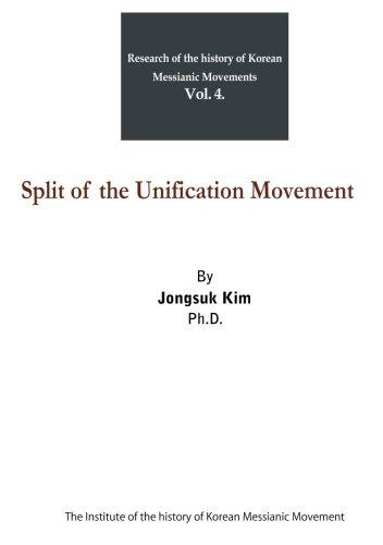 Read Online Split of the Unification Movement(English Version) pdf