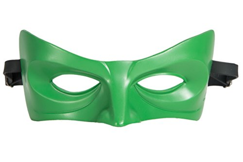 Green Mask Lantern Cosplay Eye Mask Ball Party Halloween Mask Resin (Green Lantern Womens Costume)