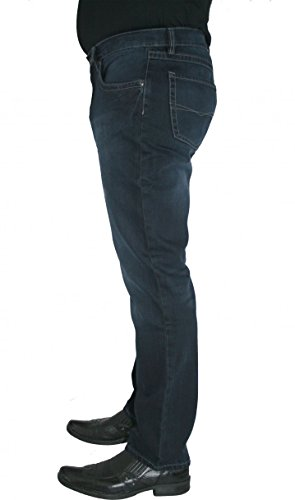 Paddocks - Jeans - Jambe droite - Uni - Homme Bleu Bleu -  Bleu - 38/40