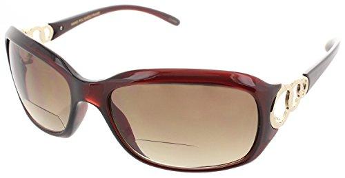 Womens Bifocal Sunglasses Sun Readers Designer Fashion - Designer Reader Sunglasses