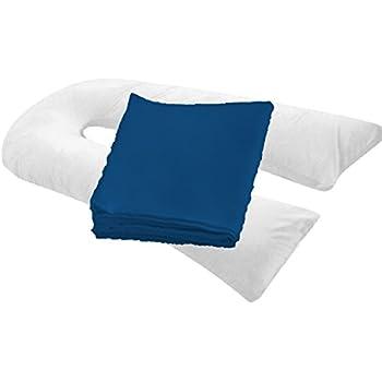 Amazon.com: NiDream - Funda de almohada para embarazo, funda ...