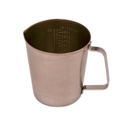 32 oz. Stainless Steel Graduated Measuring Cup (1 Cup)