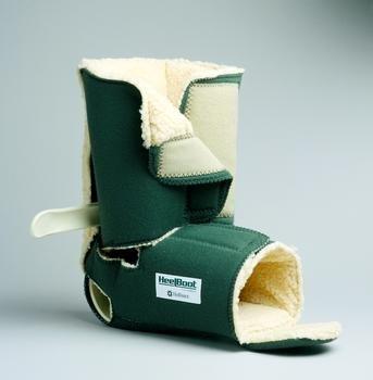 Heelboot Orthotic Boot, Regular Size, Less than 16'', QTY: 1