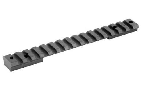 Warne Tactical 1-Pc. Rail, Weatherby Mark V Magnum 9 lug Except .240 WM - Matte M654M