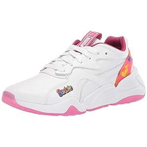 PUMA Women's Nova X Barbie Sneaker