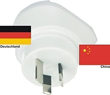 reisestecker china