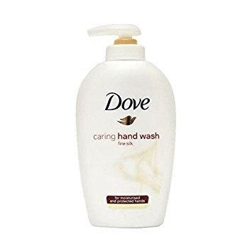 3 Pk. Dove Caring Hand Wash, Fine Silk, 250 Ml/8.45 Oz
