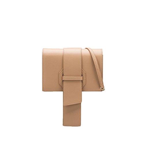 Melie Bianco Josephine Vegan Leather Ribbon Micro Crossbody, ()