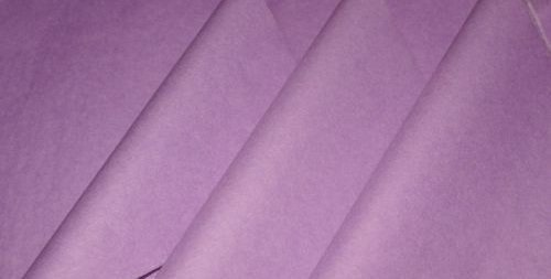 100 Sheets Tissue Paper 30 x 20 Inch (LILAC)