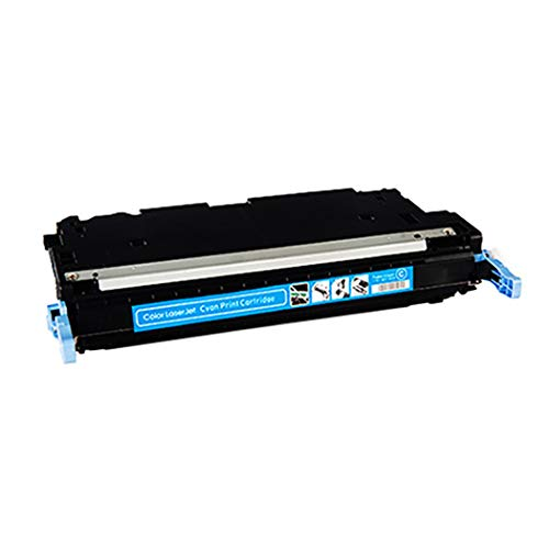 Suitable for HP C9730A C9731A C9732A C9733A Color Toner Cartridge, Compatible with HP Color Laserjet 5500, 5500DN, 5500HDN, 5500N, 5550, 5550DN, 5550DTN, 5550HDN, 5550N,Blue