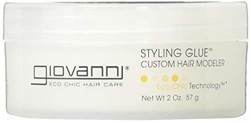 (Giovanni Cosmetics - Eco Chic Technology Styling Glue Custom Hair Modeler (2 Ounce / 57)