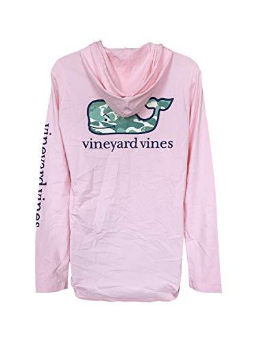 Vineyard Vines Womens Long Sleeve Hooded Tee Shirt