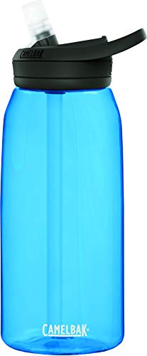 CamelBak Eddy+ True Blue, 1L - Camelbak Bpa Bottle Free