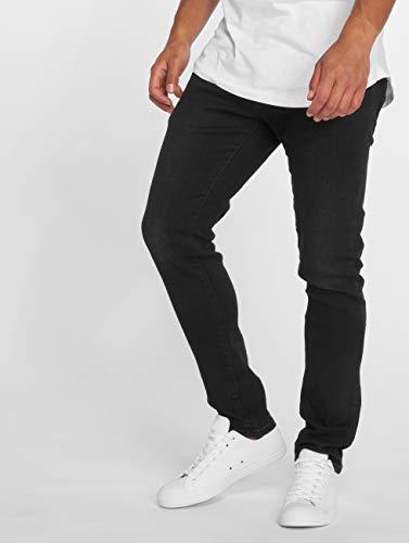 2Y Jeans Negro Fortino Vaqueros Ajustado Hombres AUw6qgS1
