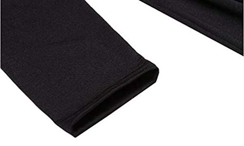 Festives Vintage Slim Classique Manteau Schwarz Manche Blouson V Nou Cou Fille Uni Printemps Automne Outerwear Femme Dsinvolte Coat Irregular Longues Manches Fit wEzn5xvTqg