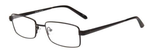 Computer Jupiter Glass - SightLine Stan Multifocal Computer Reading Glasses (1.00, Black)