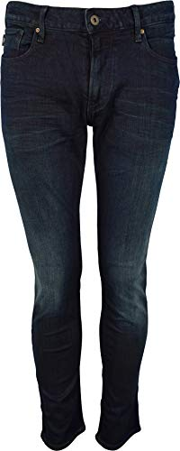 J06 Ea Armani Slim Jeans Blue Faded 1d0iz Zip Dyed Dark 8n1j06 Fly Over Fit r0wdUqwBx