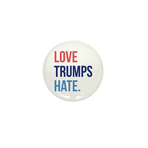 - CafePress Love Trumps Hate 1