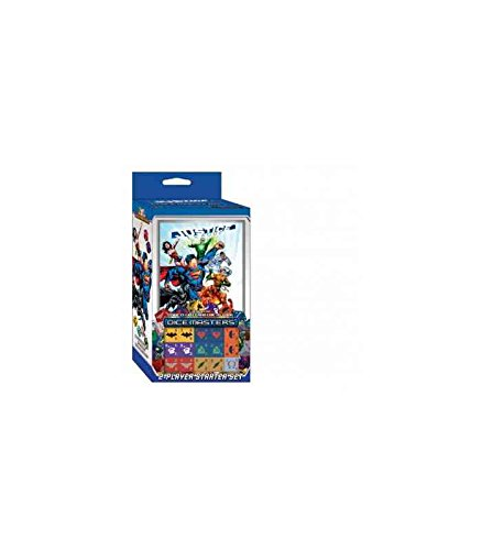 WizKids DC Dice Masters: Justice League: Starter Set (Justice League Dice)
