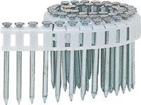 Max USA CP-C850W7-ICC 2'' x 0.145'' Wood to Concrete / Steel Pins - 20 Coils of 50 Pins (1000 Pins per Package) by Max USA