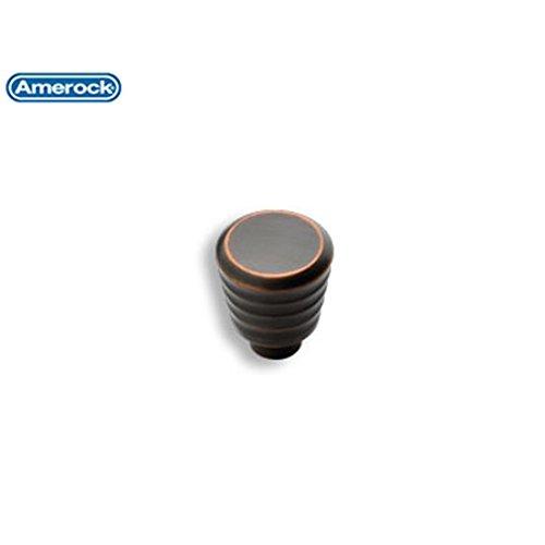 Amerock Crosley 1 in. (25mm) Cabinet Knob Oil-Rubbed Bronze - BP53703ORB