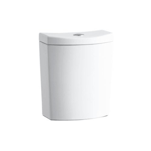 Kohler K-3569 Persuade Curv 1.6 / 1.0 GPF Toilet Tank Only with Dual-Flush Techn, (Persuade Dual Flush)