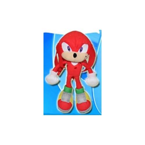 "Sonic the Hedgehog 19"" Plush Doll Figure - Knuckles"