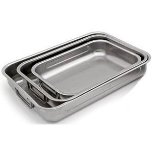 Catering Line Nuovo Optimum Roasting Pan - 10 × 14