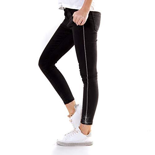 REDIAL Jeans Femme Jeans Noir REDIAL Jeans Femme Noir REDIAL Jeans Femme Noir REDIAL TrTwx4Ba