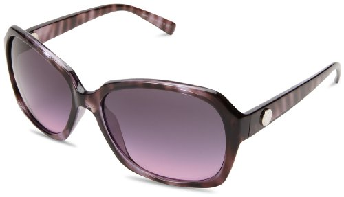 DKNY 0DY4087 353890 Rectangular Sunglasses,Violet,59 - Dkny Ladies Sunglasses