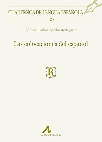 Las Colocaciones Del Español