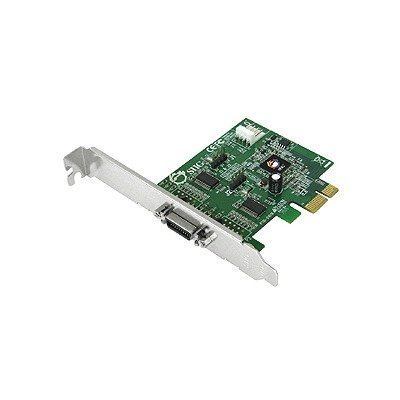 2CM8203 - SIIG CyberSerial JJ-E20011-S3 2-port Multiport Serial Adapter