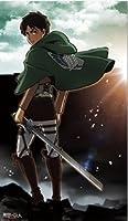進撃の巨人 デラックスクリアポスター エレン単品の商品画像