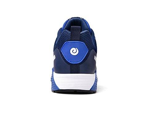 Collo blue 40 Santimon Uomo Basso Blu A RTBnq5nP