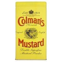 (Colmans Mustard Powder Large 454 g)