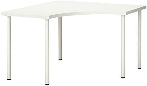 Zigzag Trading Ltd IKEA LINNMON/Aðils - Mesa de la Esquina Blanca ...