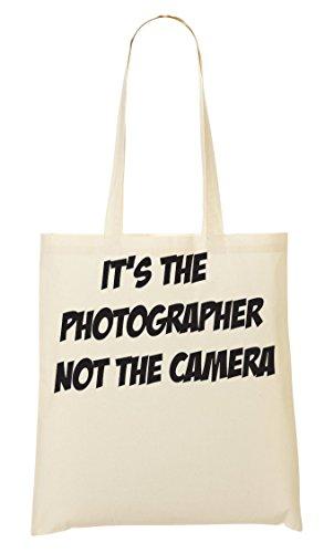 It'S The Photographer Not The Camera Bolso De Mano Bolsa De La Compra