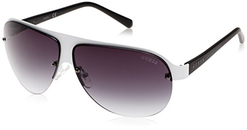 Guess GF0148-21B-64 Women's Semi-Rimless White - Glasses Guess Rimless