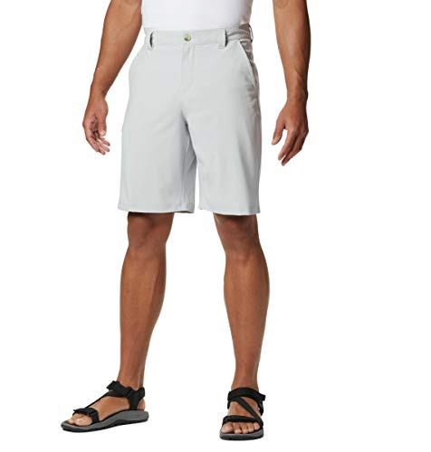 Columbia Sportswear Grander Marlin II Offshore Shorts, Cool Grey, 36x10