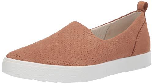 ECCO Women's Women's Gillian Casual Slip On Sneaker, Cashmere, 36 M EU (5-5.5 US)