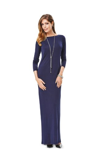 Burda B6988 Patron de Couture Robe 19 x 13 cm