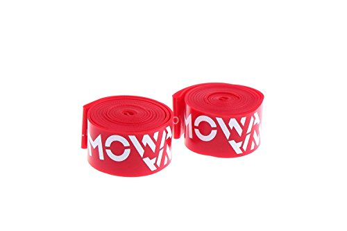MOWA Elasticity PVC Rim Tape Strip for 26 Inch 20mm Mountain Mtb Bicycle Bike Rim