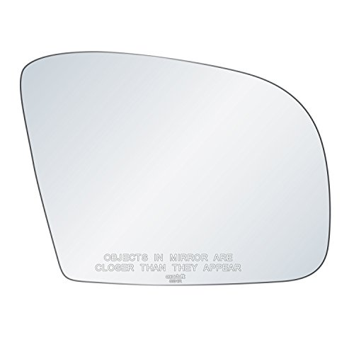 - exactafit 8134R Replacement Passenger Right Side Mirror Glass Convex Lens fits 06-10 Mercedes Benz ML GL R Class AMG by Rugged TUFF