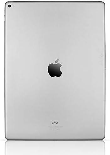 Apple iPad Pro Tablet (256GB, Wi-Fi, 9.7in) Gray (Renewed)