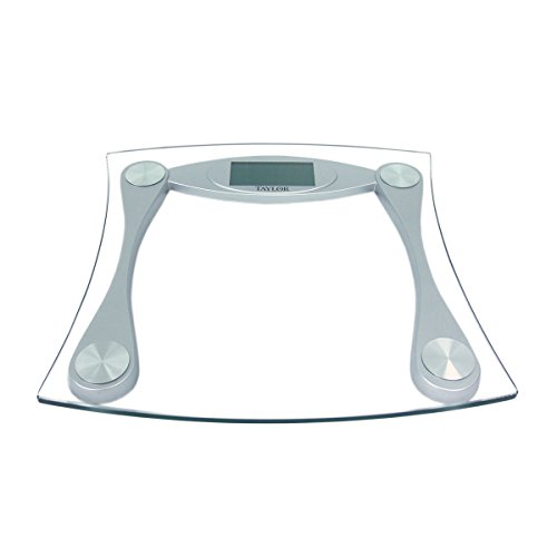 Taylor 7517 Glass Electronic Scale (Certified Refurbished) (Scales 2014 Weight Best)