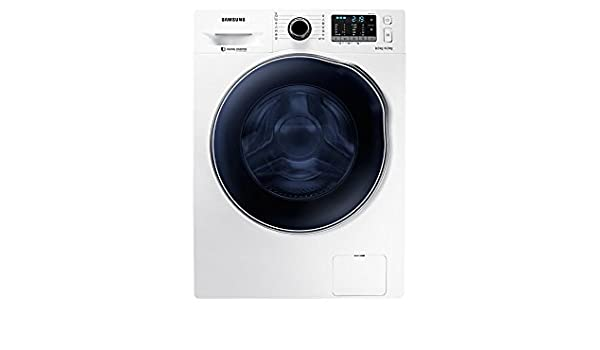 Samsung WD80J5420AW Independiente Carga frontal B Blanco lavadora ...